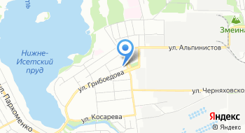 Ателье Силуэт на карте