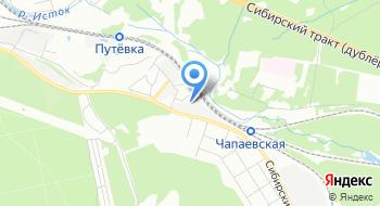 Xxl-Shina на карте