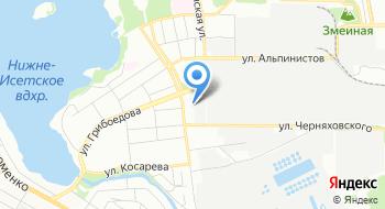 МСиС на карте