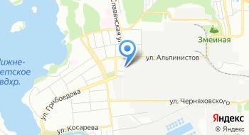 Уральский завод химического машиностроения на карте