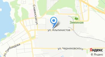 Автотехцентр Южный на карте