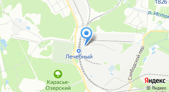 Свердловский комбинат хлебопродуктов на карте
