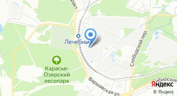 Спецрегион на карте