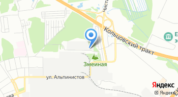 Торговая марка Уральская ёлка и игрушка на карте