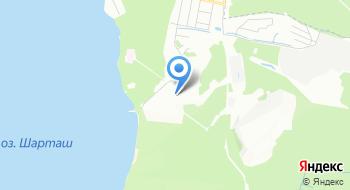 Загородный клуб Клен на карте