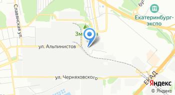 Компания ЭвоТехСнаб на карте