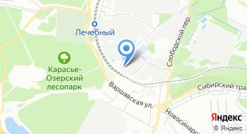 Парт Сервис на карте