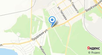 ТД Корона Урала на карте