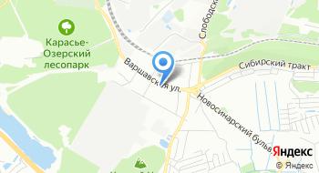 Магазин Хозяюшка на карте
