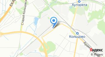 Протект-Урал на карте