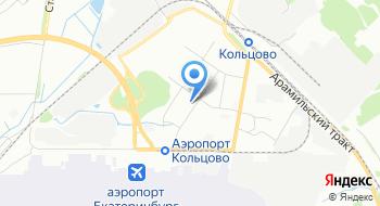 Уральский учебно-тренировочный центр гражданской авиации на карте