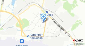 Кольцовская таможня имени В. А. Сорокина на карте