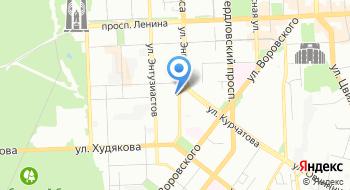 Unicum Ural на карте