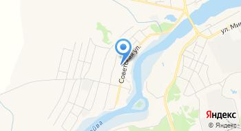 Городской водоканал г. Алапаевска МУП на карте