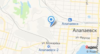 ГБУЗ Алапаевская станция скорой медицинской помощи на карте