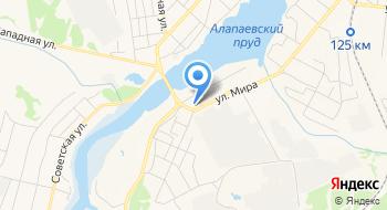 Сток*центр на карте