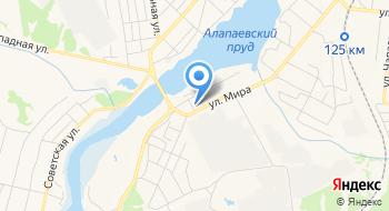 Кривободров В.В. ИП на карте