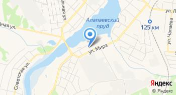 Средняя общеобразовательная школа №12 Филиал на карте