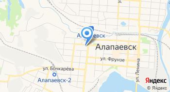 ГБУЗ Свердловской области Алапаевская стоматологическая поликлиника на карте