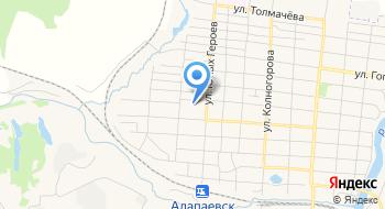 МБОУ Средняя общеобразовательная школа №10 на карте