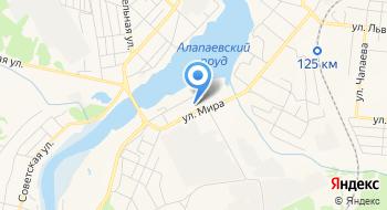 Детская поликлиника Филиал на карте