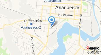 Общежитие ГБОУ СПО Алапаевский филиал Свердловского областного медицинского колледжа на карте