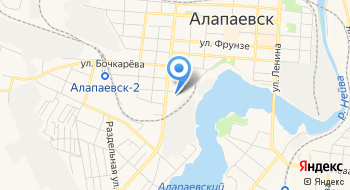 ГБОУ СПО Алапаевский филиал Свердловский областной медицинский колледж на карте