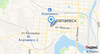 Екатеринбург-Сервис на карте