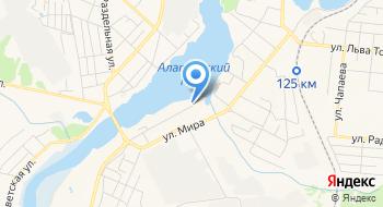 Управляющая компания Алапаевские коммунальные системы на карте