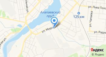 НОУ Алапаевская спортивно-техническиая школа ДОСААФ России на карте
