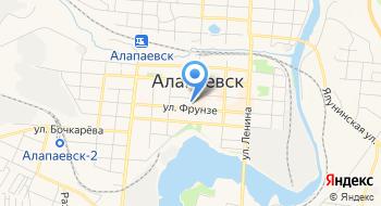 Риннай на карте