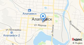 Врачебно-физкультурный диспансер ГБУЗ Со Алапаевская центральная городская больница на карте