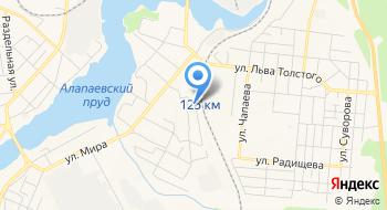 Нейво-Алапаевский Ветеринарный Участок на карте
