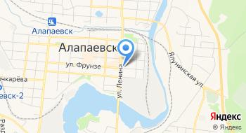 Музей истории Алапаевского металлургического завода на карте