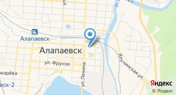 Районный Алапаевский Узел Электросвязи на карте
