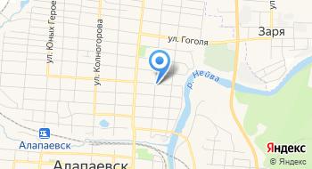 Свердловская Региональная Общественная Организация Десант на карте