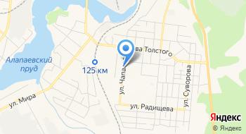 Крестьянско-Фермерское Хозяйство Уралец на карте