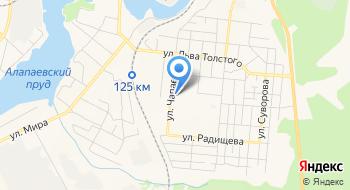 Средняя Общеобразовательная школа № 5 на карте