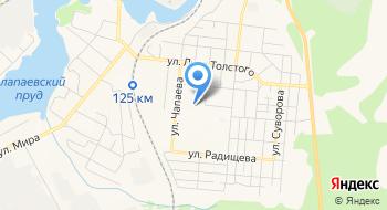 ГКУ Срцн города Алапаевска на карте