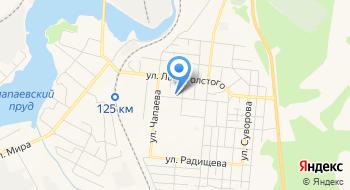 Детская поликлиника ГБУЗ Со Алапаевская центральная городская больница на карте