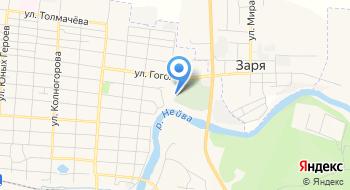 Мужской монастырь новомученников российских г. Алапаевска при Екатерининской церкви на карте