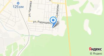 Автомастерская Клевцов на карте
