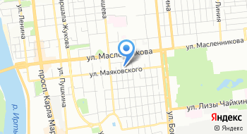 Русская техника на карте