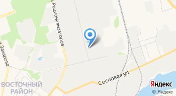 Пневмосервис-Урал на карте