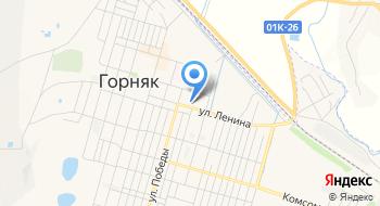 ОМВД России по Локтевскому району на карте