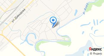 Отделение почтовой связи Алейск 658137 на карте