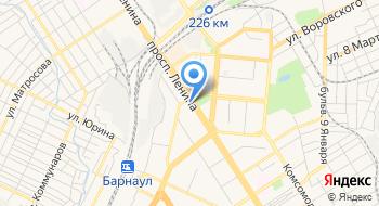 Транскапиталбанк на карте