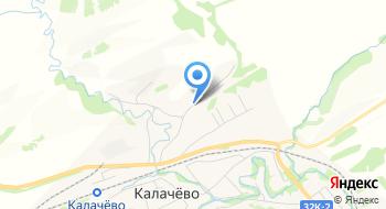 УК ЖКУ-Калтан на карте