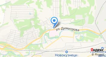 Автосалон Авто град Новокузнецк на карте