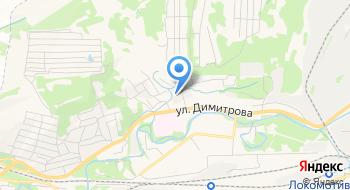Идеал Сибкомтрейд, фабрика корпусной мебели на карте